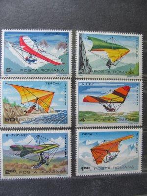 Deltaplanorism , serie , 1982 , nestampilata