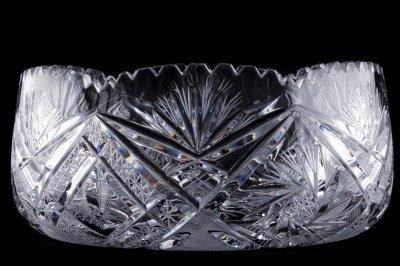 Fructiera din cristal