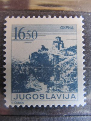 Manastirea Sveti Jovan , Yugoslavia , 1983 , nestampilat