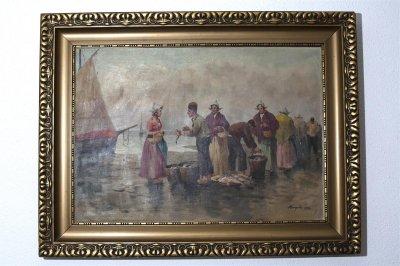 Piata de peste  , Krupka Ferenc