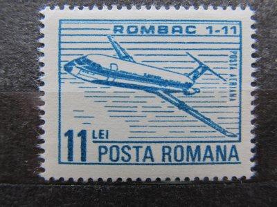 Rombac 1-11 , 1983 , nestampilat