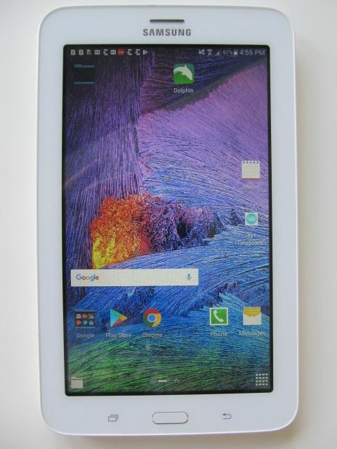 Tableta Samsung Tab 3 Lite SM - 116 (necodata) - stare perfecta de functionare