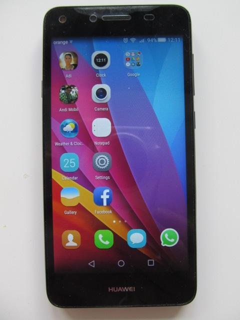 Telefon Huawei CUN L21 (codat pe Orange) - stare perfecta de functionare