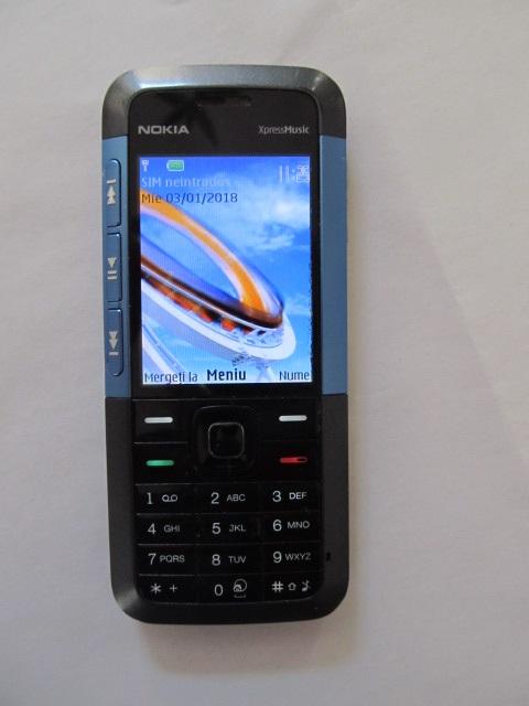 Telefon Nokia 5310 XpressMusic , cu incarcator