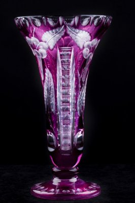 Vaza din cristal (6)